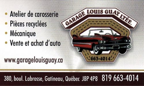 Garage Louis Guay