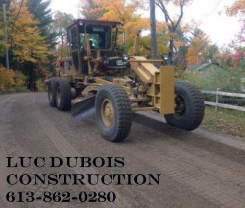 Luc Dubois Construction