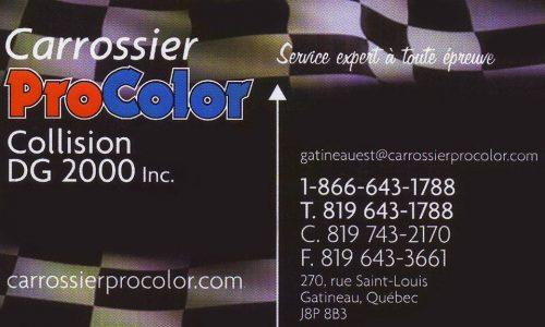 Collision DG 2000