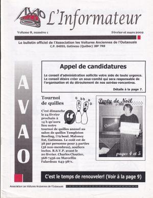Février mars 2002
