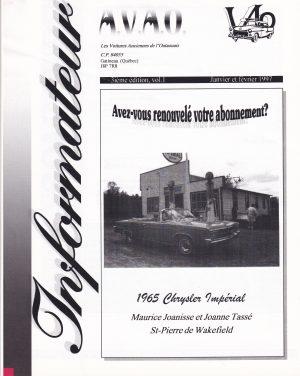 Janvier février 1997