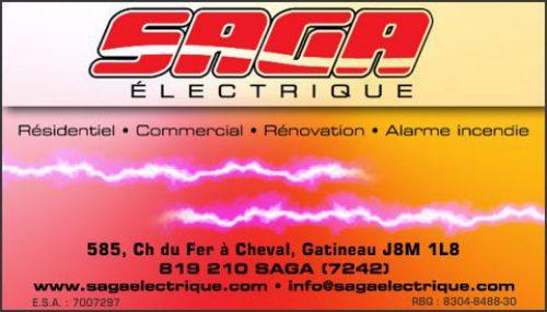 Saga Électrique 1