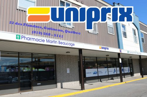 Uniprix Martin Beaucage